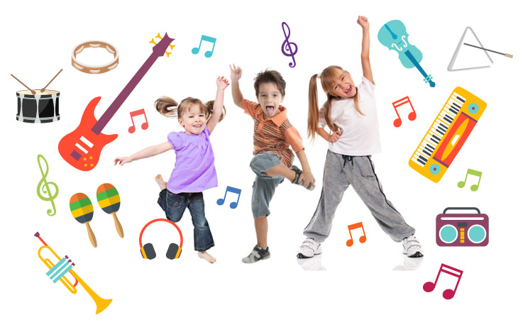 Summer Music Camps for Kids